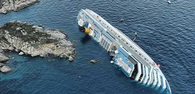 5 ani de la naufragiul navei de croazieră Costa Concordia