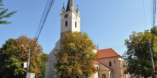 Muzeul Saşilor, realizat în timp record la Biserica Evanghelică din Reghin