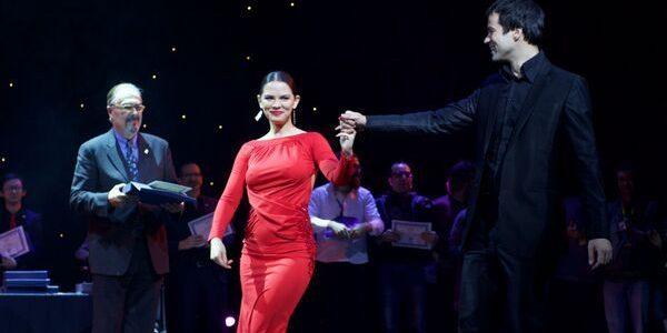 Orădeanca Anca şi soţul ei, Lucca Lucian, campioni europeni în magie