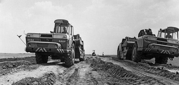 Autostrada Bucureşti-Piteşti, 50 de ani de la începerea construcţiei