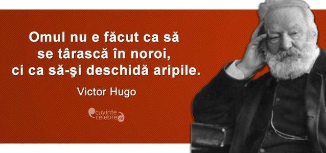 Victor Hugo, lider de necontestat al romantismului francez