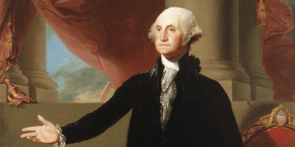 George Washington, primul preşedinte al SUA