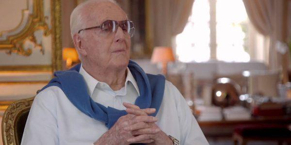 Creatorul de modă Hubert de Givenchy a împlinit 90 de ani