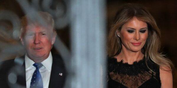Melania Trump, foarte tristă în rolul ei de First Lady