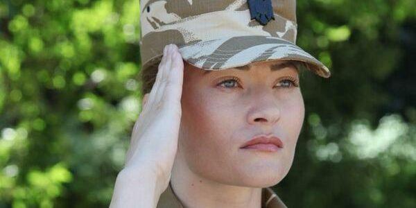 Prima femeie comandant de detaşament românesc în Afganistan