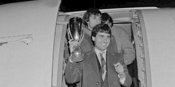 30 de ani de la câştigarea Supercupei Europei de către echipa de fotbal Steaua Bucureşti
