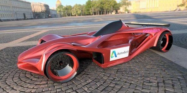 Studenţii politehnişti din Iaşi au realizat unul dintre cele mai apreciate modele de maşini