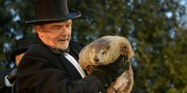 Marmota Phil prezice o iarnă lungă în SUA