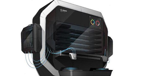 A fost creată bio-imprimanta 3D care produce piele umană funcţională