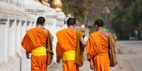 Un călugăr budist ascundea în mănăstire 4,6 millioane de comprimate de metamfetamină