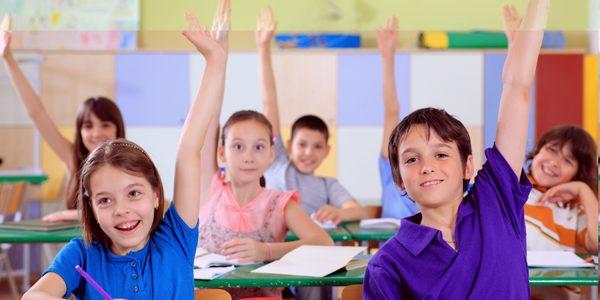 Prima etapă de înscriere a copiilor în învăţământul primar