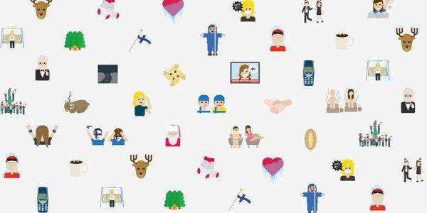 Finlandezii îşi promovează cu umor şi ironie ţara prin 56 de emoticoane