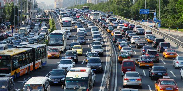 Bucureşti, locul I la blocaje în trafic