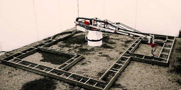 Casă realizată la imprimanta 3D în 24 de ore, la mai puţin de 11.000 euro