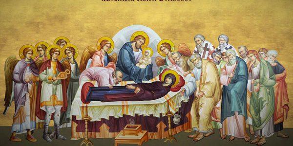 15 August – Adormirea Maicii Domnului