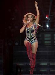 Beyonce – cea mai bine plătită femeie din industria muzicală
