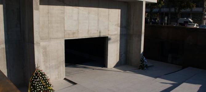 BUCUREŞTI: Memorialul Victimelor Holocaustului în România