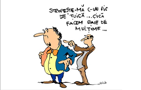 Caricatura-whisky