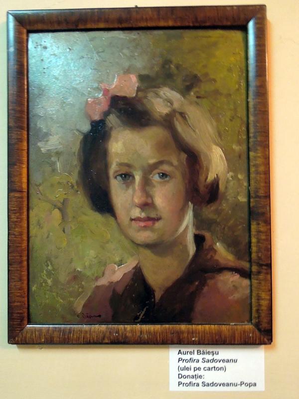 Casa_Sadoveanu_Iasi-03-Portret_Profira