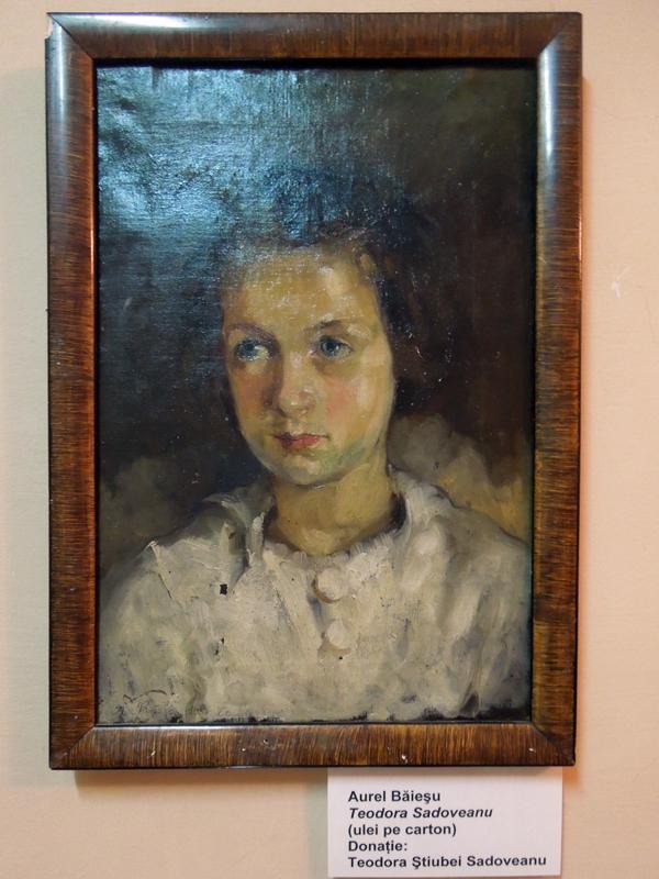 Casa_Sadoveanu_Iasi-03-Portret_Teodora_Sadoveanu