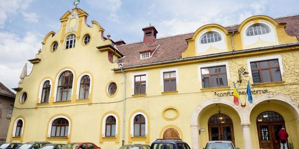SIBIU: Baia Populară, copia fidelă a băii din München