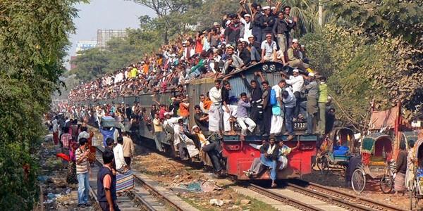 Toată lumea la bord, în Bangladeş!