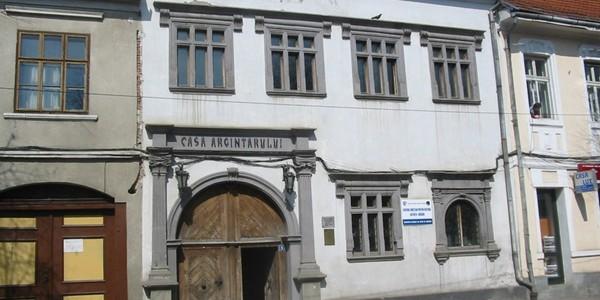 BISTRIŢA-NĂSĂUD: Casa Argintarului