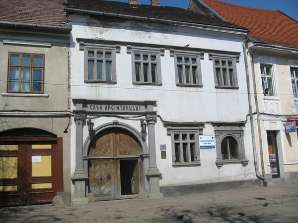 Casa Argintarului,