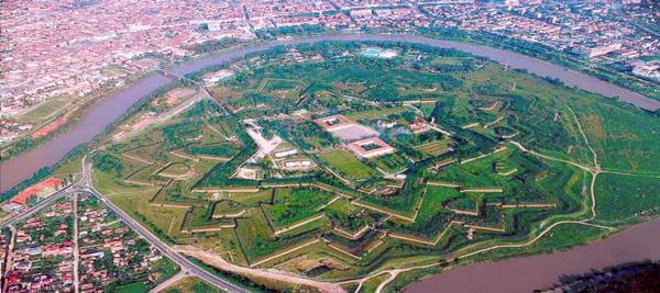 ARAD: Cetatea Aradului
