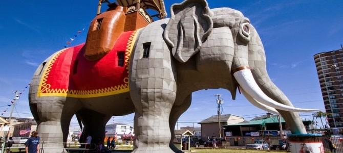 Elephantul Lucy