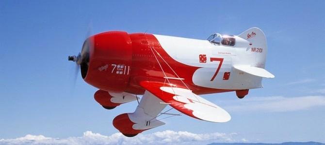 Gee Bee model R: Un avion drăguţ, dar periculos