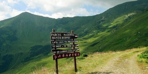 BISTRIŢA-NĂSĂUD: Parcul Naţional Munţii Rodnei