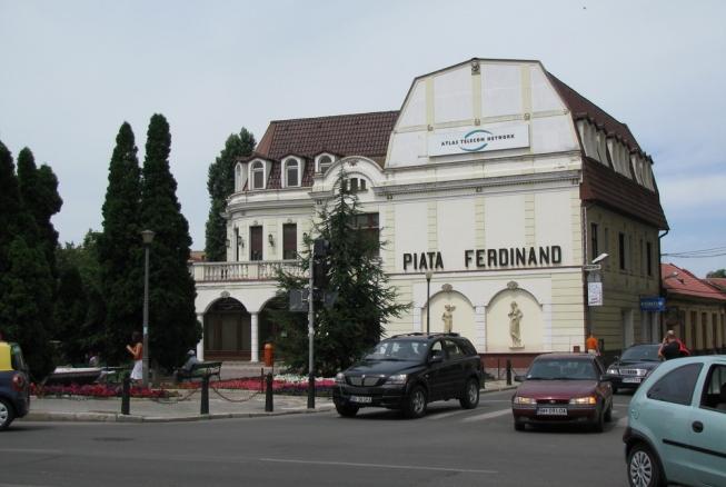Piata_ferdinand-Oradea