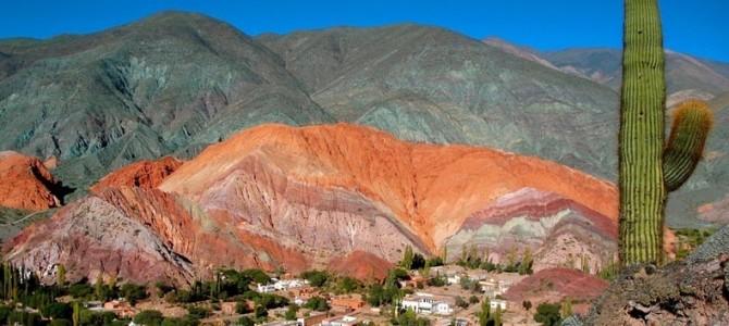 Purmamarca şi Dealul celor şapte culori