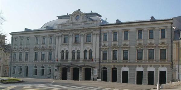 """BRĂILA: Teatrul """"Maria Filotti"""""""