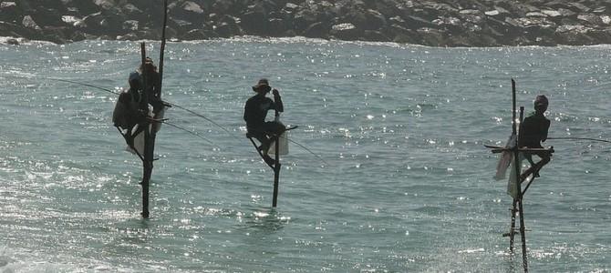 Pescarii de pe picioroange