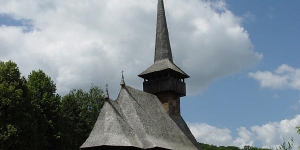 Singura biserică din lemn semnată de Horea, la Muzeul Etnografic din Cluj-Napoca