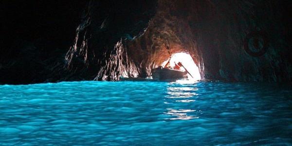 Grota Albastră din Capri