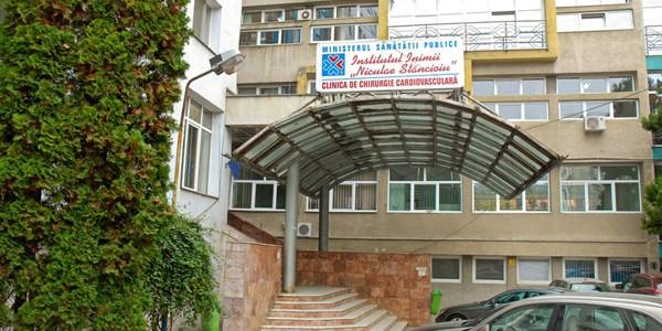 """CLUJ: Institutul Inimii """"Niculae Stăncioiu"""""""