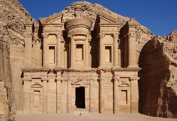Manastirea-El-Deir