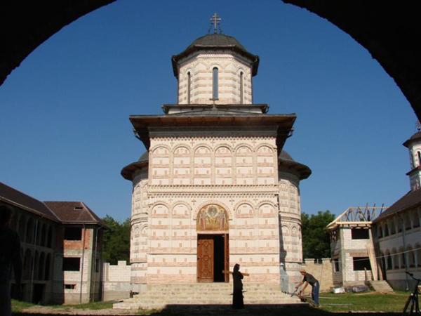 Manastirea+mihai+Voda+Turda