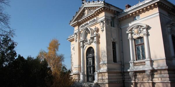 """BUZĂU: Palatul """"Lupescu"""" din Râmnicu Sărat"""