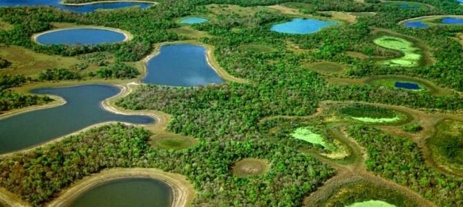 Cea mai mare zonă umedă de apă dulce din lume