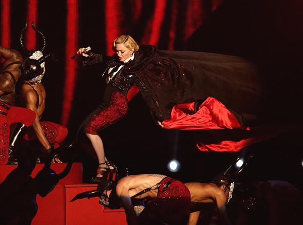 cazatura-Madonna