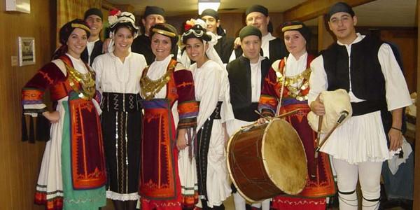 25 de ani de la înfiinţarea Uniunii Elene din România (UER)