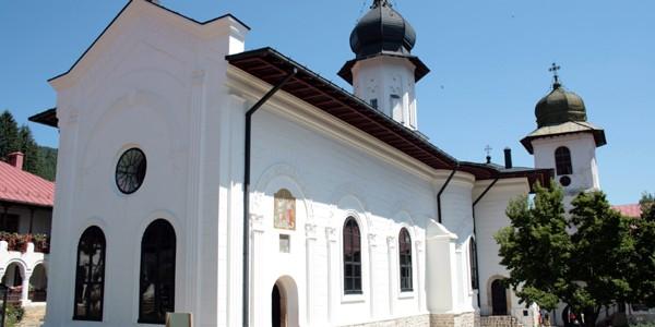 NEAMŢ: Mănăstirea Agapia