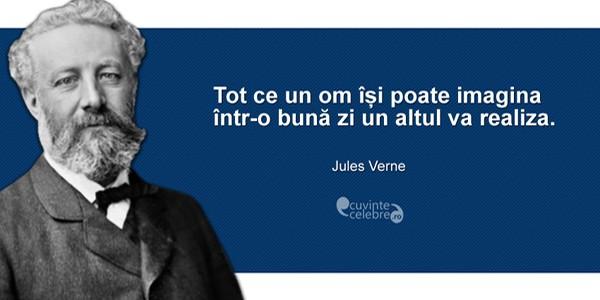 Jules Verne, călătorul extraordinar al literaturii universale