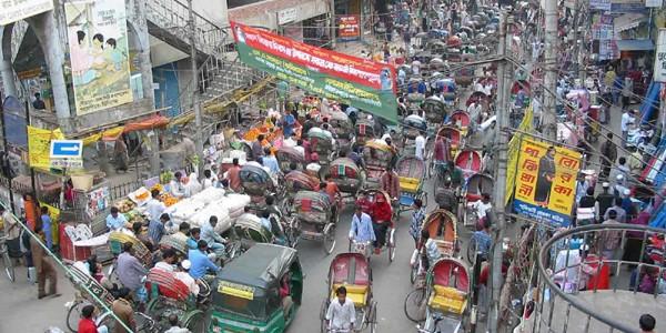 Capitala ricşelor – Dhaka (Bangladesh)
