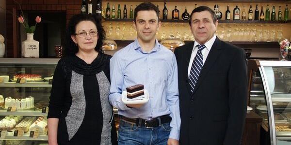 Prăjitura campionului Eduard Novak