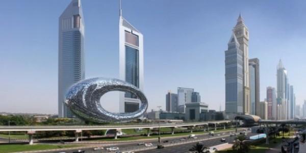 """Emiratul Dubai va avea un """"Muzeu al Viitorului"""""""